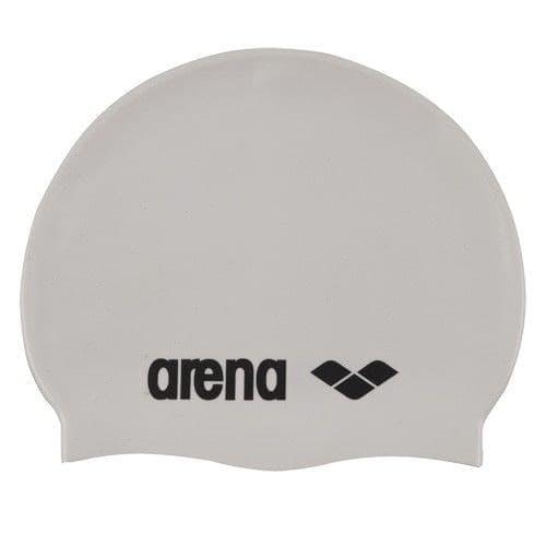 Arena CLASSIC SILICONE Шапочка для плавания Белый - фото 160498