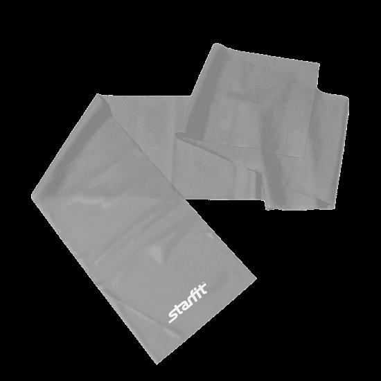 Starfit ES-201 Эспандер ленточный для йоги Серый - фото 160501
