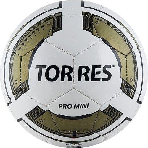 Torres PRO-MINI (F30010) Мяч футбольный сувенирный - фото 160597