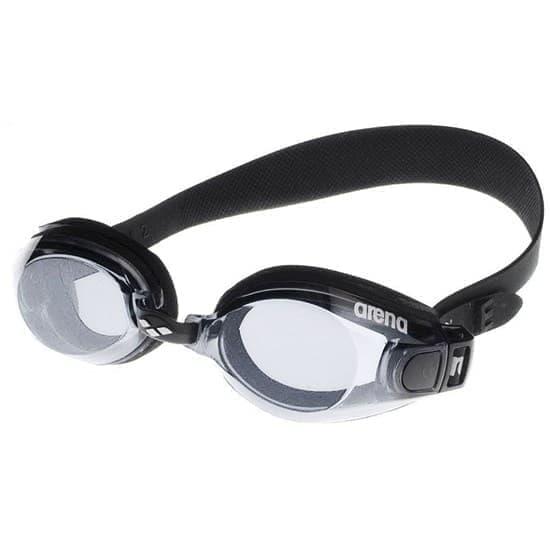 Arena ZOOM NEOPRENE Очки для плавания Черный/Прозрачный - фото 160605