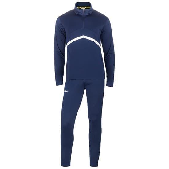 Jogel JPS-4301-091 Спортивный костюм Темно-синий/Белый - фото 160670