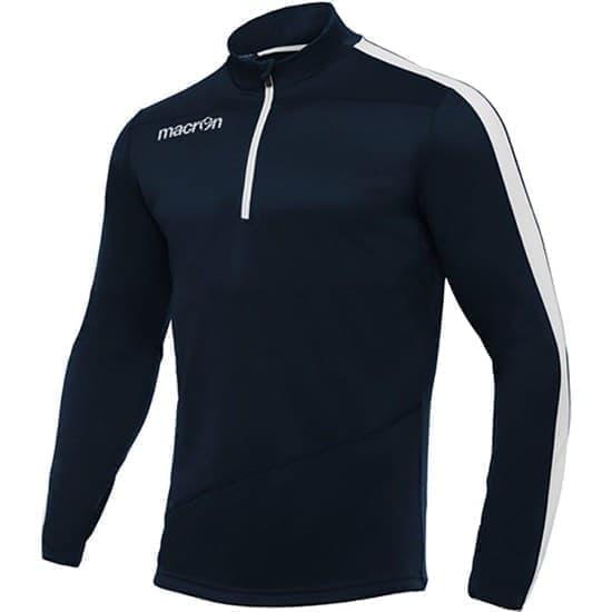 Macron TALENT Куртка спортивная Темно-синий/Белый - фото 160828
