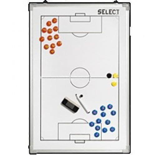 Select TACTICS BOARD FOOTBALL Тактическая доска для футбола 90х60см - фото 160933