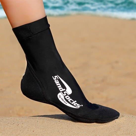 Vincere SAND SOCKS BLACK Носки для пляжного волейбола Черный - фото 161100