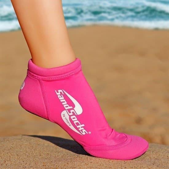 Vincere SPRITES SAND SOCKS PINK Носки для пляжного волейбола Розовый - фото 161113