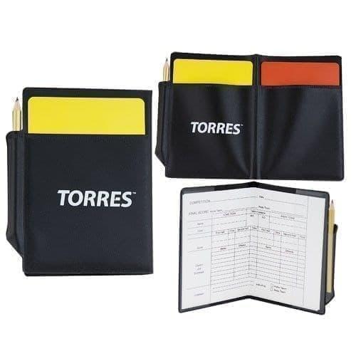 Torres SS1155 Бумажник судьи футбольный - фото 161165
