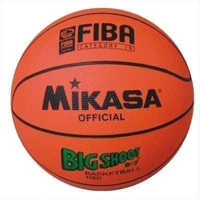 Mikasa BIG SHOOT (1150) Мяч баскетбольный - фото 161387