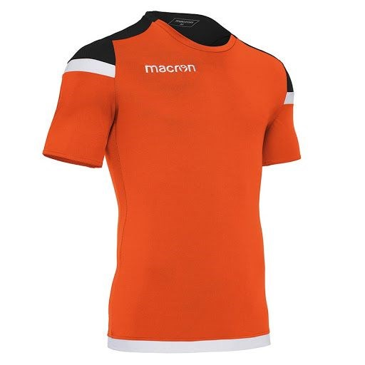 Macron TITAN Футболка Оранжевый - фото 161402