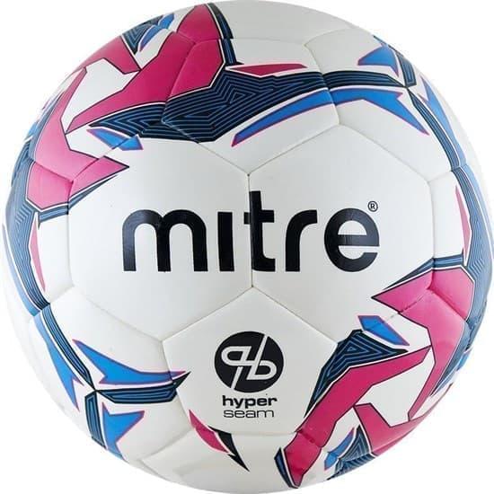 Mitre PRO FUTSAL HYPERSEAM Мяч футзальный - фото 161408