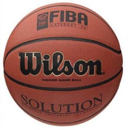 Wilson SOLUTION Мяч баскетбольный - фото 161435