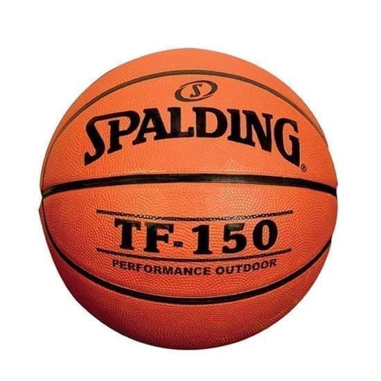 Spalding TF-150 Мяч баскетбольный Коричневый/Черный - фото 161438
