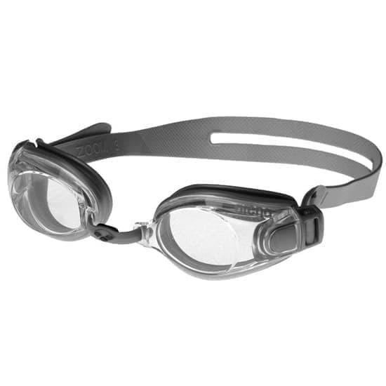 Arena ZOOM X-FIT Очки для плавания Серебристый/Серый - фото 161599