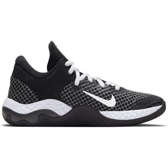 Nike RENEW ELEVATE 2 Кроссовки баскетбольные Черный/Белый - фото 162348