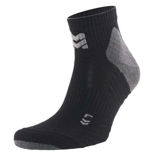 Moretan RUN ULTRALIGHT Носки низкие Черный/Серый - фото 162712