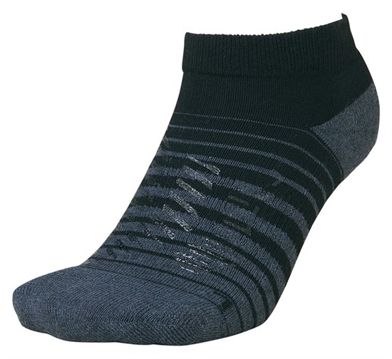 Mizuno SONIC ANKLE SOCKS Носки низкие Черный - фото 162721