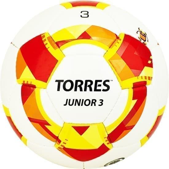 Torres JUNIOR-3 (F320243) Мяч футбольный - фото 163640