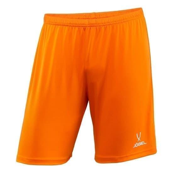 Jogel CAMP JFS-1120 Шорты футбольные Оранжевый/Белый - фото 164220