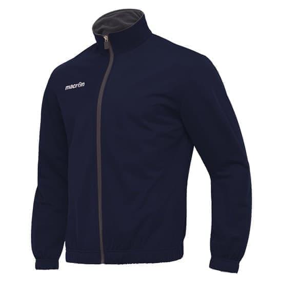Macron MISKAR Куртка спортивная Темно-синий/Темно-серый - фото 164751