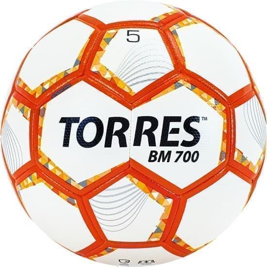 Torres BM 700 (F320655) Мяч футбольный - фото 165035