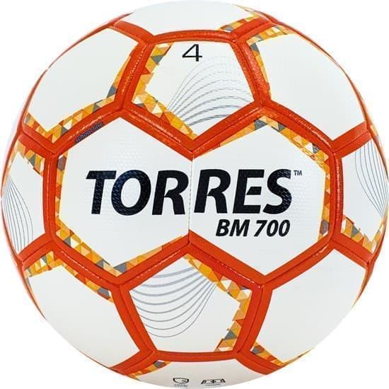 Torres BM 700 (F320654) Мяч футбольный - фото 165045