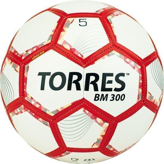 Torres BM 300 (F320745) Мяч футбольный - фото 165063