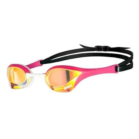 Arena COBRA ULTRA SWIPE MIRROR Очки для плавания Розовый/Черный - фото 165598