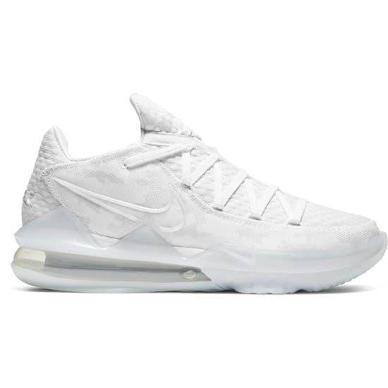 Nike LEBRON XVII LOW Кроссовки баскетбольные Белый - фото 165846