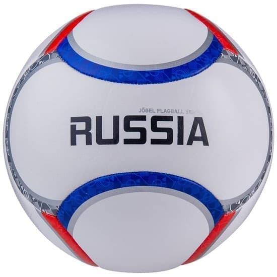 Jogel FLAGBALL RUSSIA №5 Мяч футбольный - фото 166244