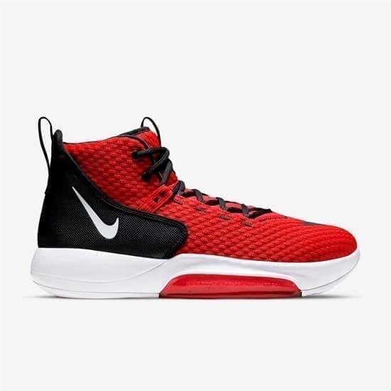Nike ZOOM RIZE TB Кроссовки баскетбольные Красный - фото 166330