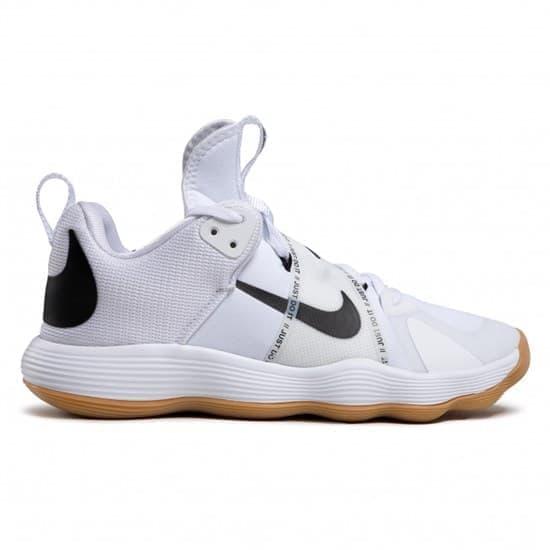Nike REACT HYPERSET Кроссовки волейбольные Белый/Черный - фото 166337