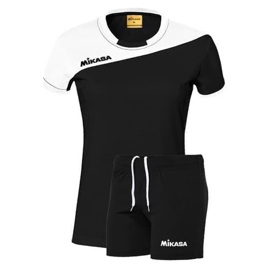 Mikasa MOACH Форма волейбольная женская Черный/Белый - фото 167261