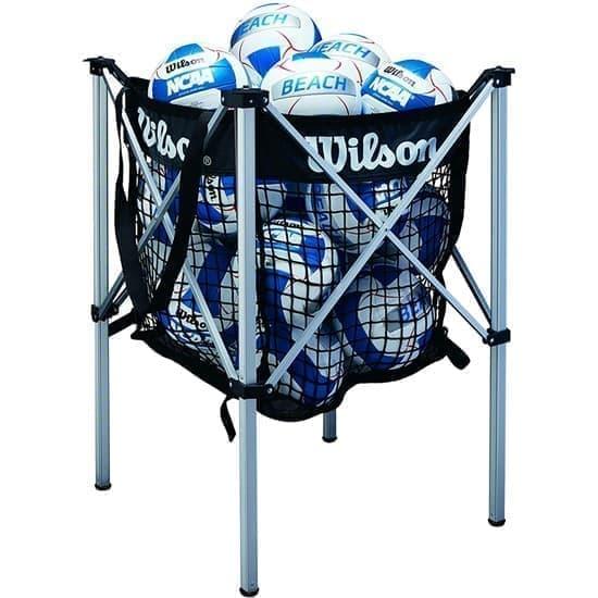 Wilson WTH180400 Корзина для волейбольных мячей - фото 167797