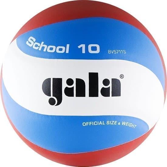 Gala SCHOOL 10 Мяч волейбольный - фото 168124