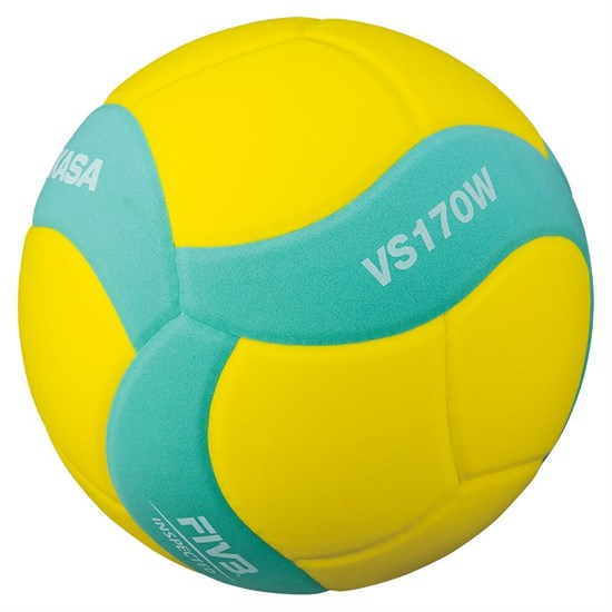Mikasa VS170W-Y-G Мяч волейбольный - фото 168172