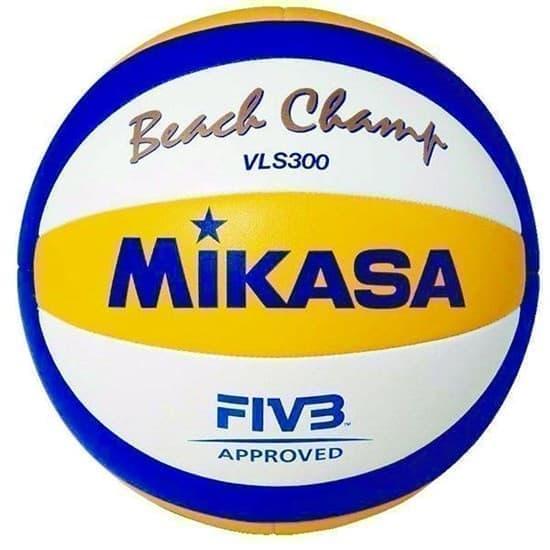 Mikasa VLS300 Мяч для пляжного волейбола - фото 168190