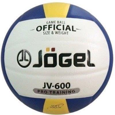 Jogel JV-600 Мяч волейбольный - фото 168290