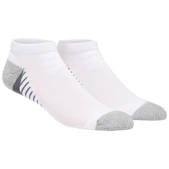 Asics ULTRA COMFORT QUARTER SOCK Носки беговые низкие Белый/Серый - фото 169574