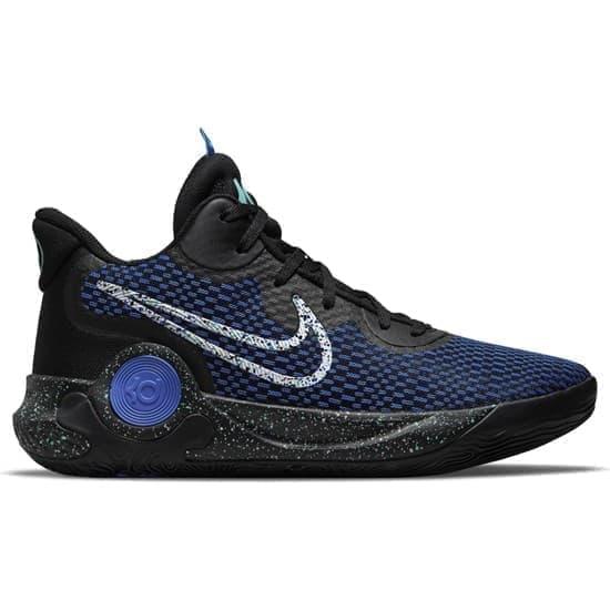 Nike KD TREY 5 IX Кроссовки баскетбольные Черный/Синий - фото 169881