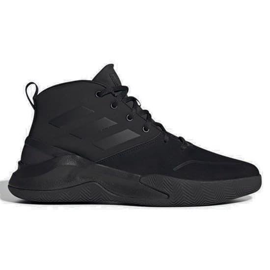 Adidas OWN THE GAME Кроссовки баскетбольные Черный - фото 169947