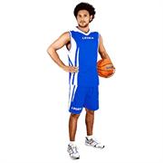 Legea KIT BASKET JACKSON Форма баскетбольная Синий/Белый