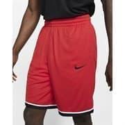 Nike DRI-FIT CLASSIC Шорты баскетбольные Красный/Черный/Белый