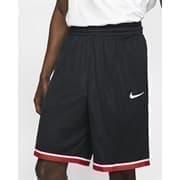 Nike DRI-FIT CLASSIC Шорты баскетбольные Черный/Красный/Белый