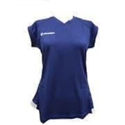 Kinash BARSA T-SHIRT Футболка волейбольная женская Темно-синий/Белый