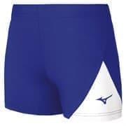 Mizuno MYOU TIGHT (W) Тайтсы волейбольные женские Синий/Белый