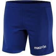 Macron HYDROGEN Шорты волейбольные женские Темно-синий/Белый