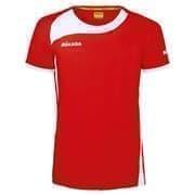 Mikasa EDROM Футболка волейбольная Красный/Белый