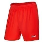 Jogel JVS-1130-021 Шорты волейбольные Красный/Белый