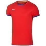 Jogel JVT-1030-027 Футболка волейбольная детская Красный/Синий