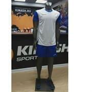 Kinash MILAN Форма волейбольная Белый/Синий