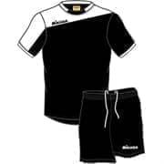 Mikasa KATURY Форма волейбольная Черный/Белый